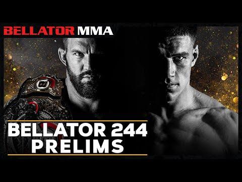 Prelims   Bellator 244: Bader vs. Nemkov