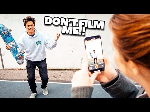 10 THINGS YOU SHOULD NEVER DO AROUND SKATERS!!