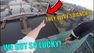 IT ALL WENT WRONG.. THEY KICKED US OUT OF WHOLE CITY!