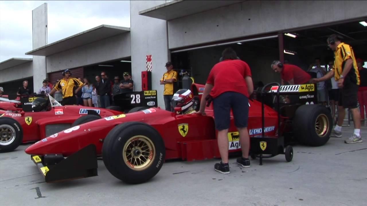 Ferrari 412t1 Youtube