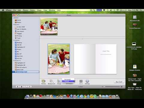 how to make a slideshow on mac for youtube