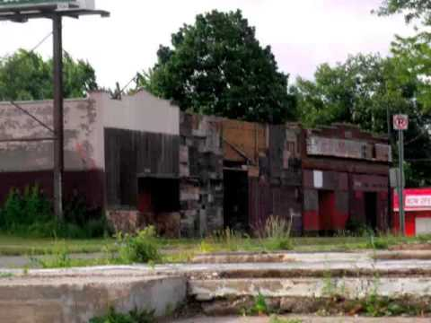 Flint, Michigan: Urban Decay in the USA