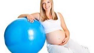Занятия спортом и фитнесом во время беременности(Все о беременности (Подготовка к беременности. Как родить здорового ребенка. УЗИ, КТГ и другие обследования...., 2013-12-24T06:46:38.000Z)