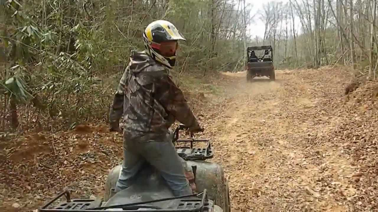 Yamaha Rhino, Polaris Sportsman, Chuck Wagon-Trail Riding 1 by TAC Motors