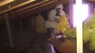 Enlèvement de vermiculite, Amiante Montreal