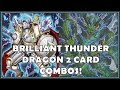 [Yu-Gi-Oh!] The Brilliant Fusion Engine Is INSANE In Thunder Dragons!