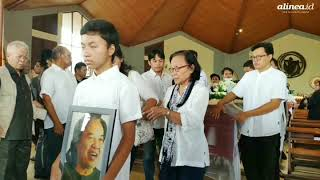 Lagu Keluarga Cemara iringi perjalanan terakhir Arswendo