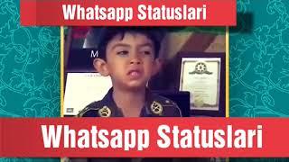 Şehidimizin övladinnan ürek dağlayan şeiri Whatsapp status ucun video qemli menali duygusal aglamali
