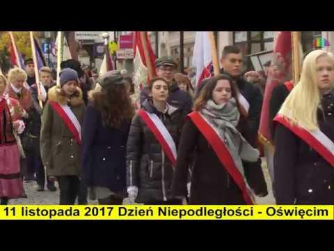 11 listopada 2017 Dzień Niepodległości   Oświęcim