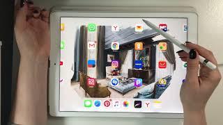 """эскизы штор(Пробный урок 2 тема: """"планшет для дизайнера штор, эскиз без рисования"""""""