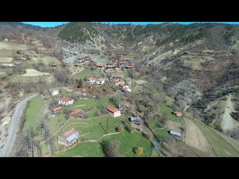 Sinop-Dikmen - Çukurcaalan Köyü