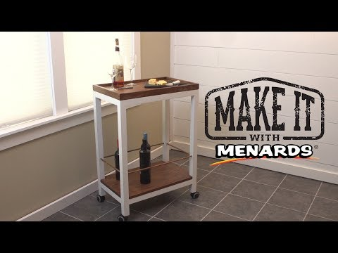 Bar Cart - Make It With Menard...