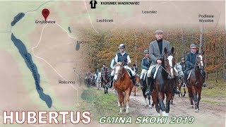 HUBERTUS - Grzybowice gmina Skoki 2019.