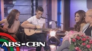 The Buzz: Bamboo teases 'Voice' fans with song number