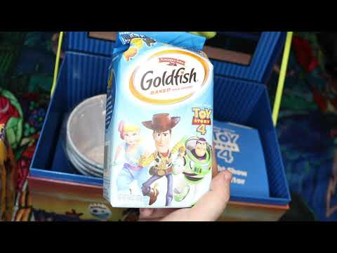 Toy Story 4 Blu Ray Mystery Box Set Unboxing - Disney Movie Club Exclusive