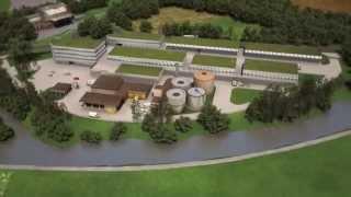 Modernisation de la station d'épuration biologique de Bleesbruck - SIDEN