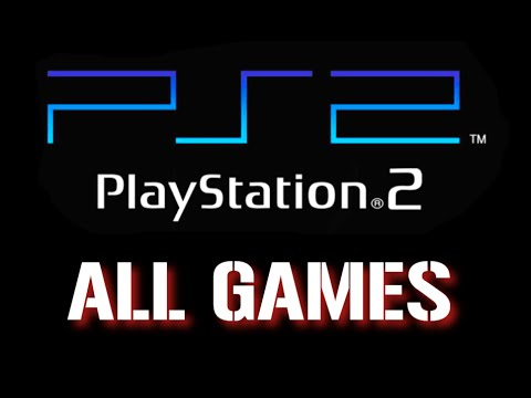 All PS2 games - Part 1