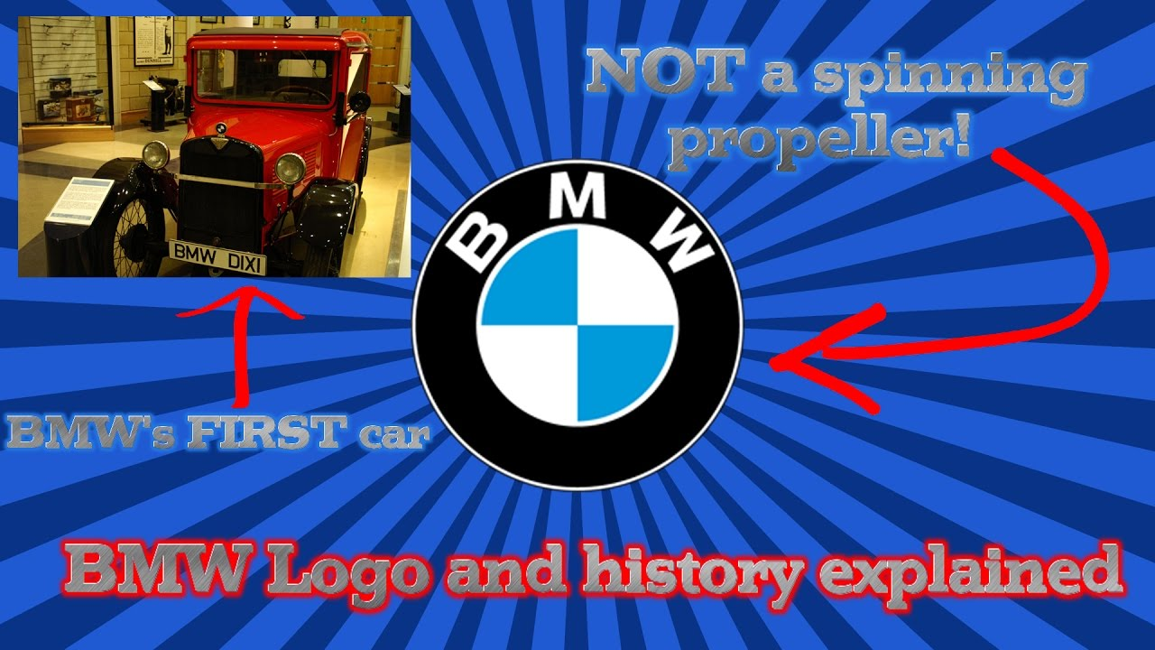 Bmw Logo Explained History Of Bmw Everything You Should Know About Bmw Carz Youtube