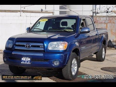 2005 Toyota Tundra SR5 Double Cab IForce V8 4WD