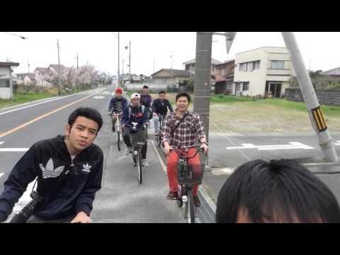 Japan, 2016/4/10 Karasu City, Tsu-Shi, Mie-Ken