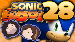 Sonic Boom: Tying the Knot - PART 28 - Game Grumps