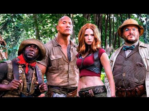 Thumbnail: Go Behind the Scenes of JUMANJI 2 : Welcome to the Jungle (Trailer Tease)