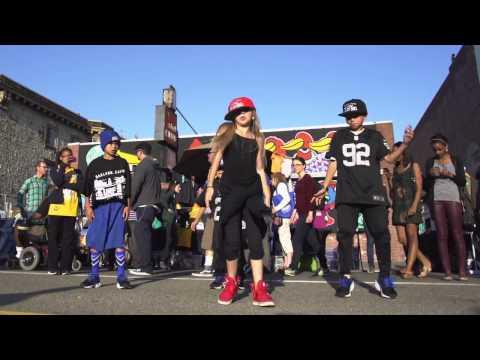 Crianças na Dança Arrasou .-. thumbnail
