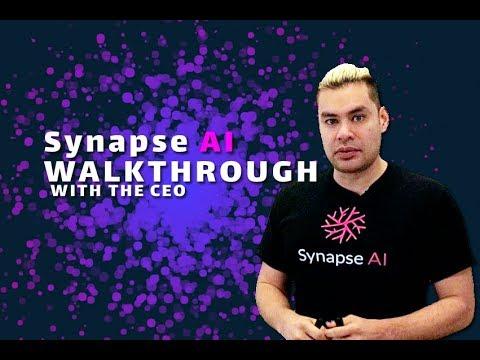 Synapse Walkthrough (Decentralized AI + Blockchain)