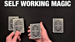 Astounding Impromptu Card Trick You Can't Mess Up!