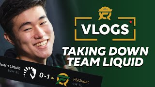 ARCH-ENEMIES POBELTER and DOUBLELIFT BATTLE ON THE RIFT   FlyVlog WEEK 8