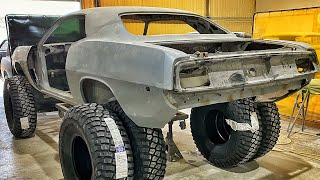 4x4 Dually Cummins Diesel Barracuda....... Part 3
