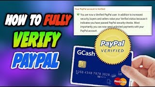 Easy Steps How To Fully Verify Your Paypal Account | Tutorial 2020
