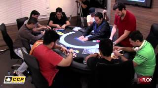 TV FLOP - AO VIVO - CCP - MESA FINAL HIGH ROLLER