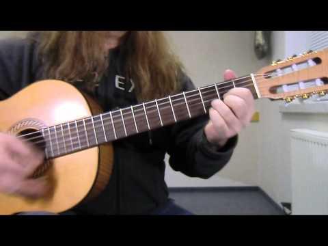Asyl im Paradies - Silly / Akkorde (Gitarrenunterricht Chemnitz)