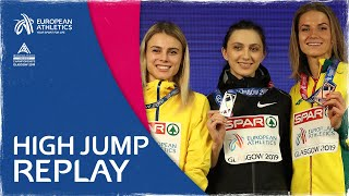 Women's High Jump Final | Glasgow 2019