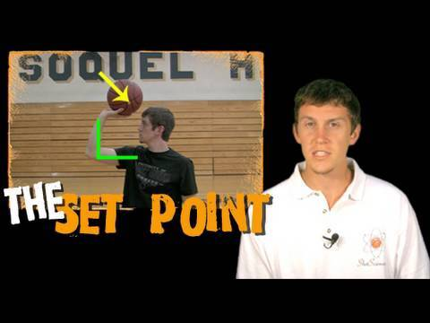 The Set Point - How to Shoot a Basketball Video Blog (Watch in HD)