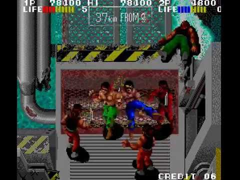 Ikari III: The Rescue arcade 2 player Netplay 60fps