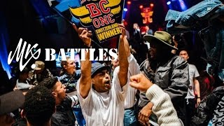 MOA vs DR.HILL | Red Bull BC One Switzerland Cypher 2016 | Finał