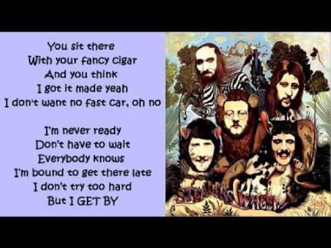 Stealers Wheel - I Get By ( + lyrics 1972)
