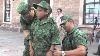 El niño que quiso ser soldado: Panchito