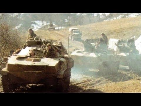 Бой у Ярыш-Марды. Первая чеченская война (16 апреля 1996)