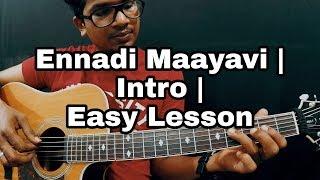 How To Play Ennadi Maayavi Intro   Part-2   Isaac Thayil   Santhosh Narayanan   Sid Sriram   Dhanush