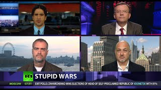 CrossTalk: Stupid Wars