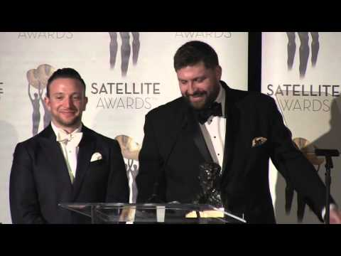 Hive Lighting Inc. wins Tesla Award at the 20th Satellite Awards