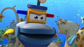Мультфильмы - Марин и его друзья - Подводные истории - Альто перезжает