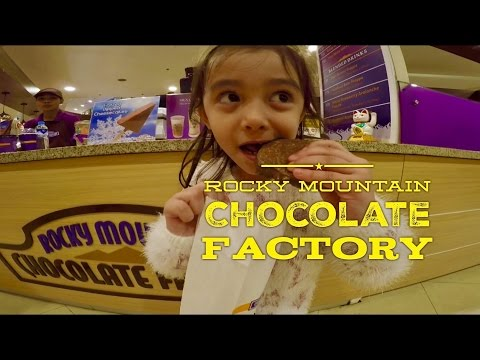 Rocky Mountain Chocolate Factory UP Town Center Manila Philippines By HourPhilippines.com