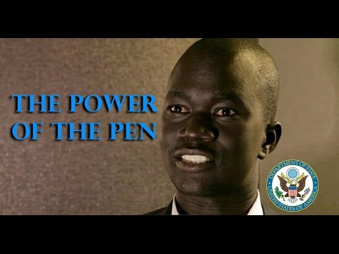 The Power of the Pen, Edward R. Murrow Program