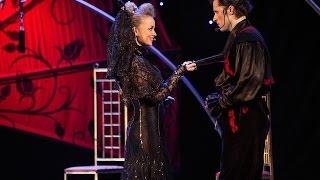"Мюзикл-оперетта ""Собака на сене"". Фрагменты спектакля"