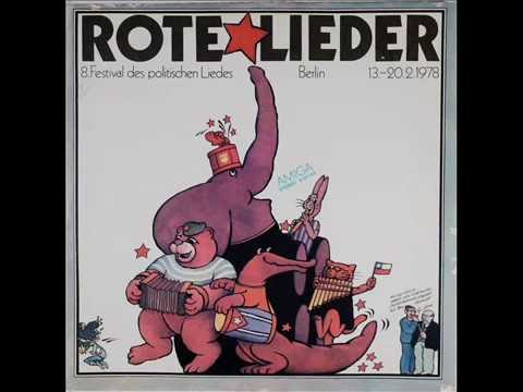 8. Festival Des Politischen Liedes - 1978