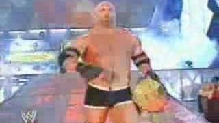 vuclip WWE Evolution vs Goldberg part 1 of 2
